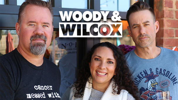 Listen to Woody & Wilcox Every Morning at 6am!