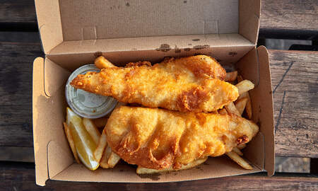 image for Which popular Friday Fish Fry option might NOT be on the menu this spring!