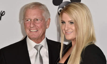 image for Meghan Trainor's Father Hospitalized After Being Hit By Car