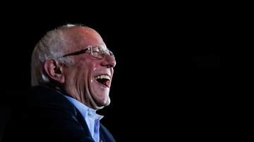 image for Bernie big winner in Nevada