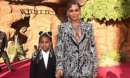 image for Blue Ivy Carter Makes History With NAACP Image Awards Win