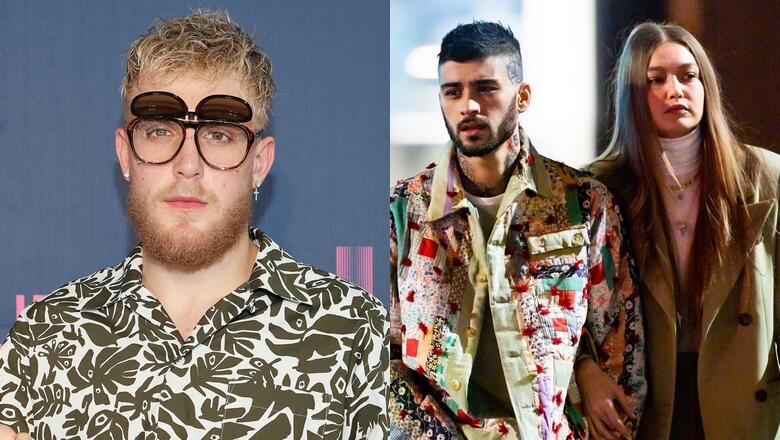 Gigi Hadid Drags Jake Paul For Trying To Start Beef With Zayn Malik