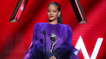 image for 'The Purpose is Bigger Than Me': Rihanna Gives Speech at NAACP Image Awards
