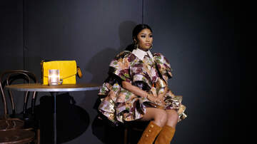 image for WATCH: Did Nicki Minaj Just Hint That She's Pregnant?