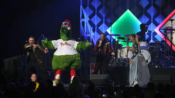 image for Phillie Phanatic Debuts New Look!