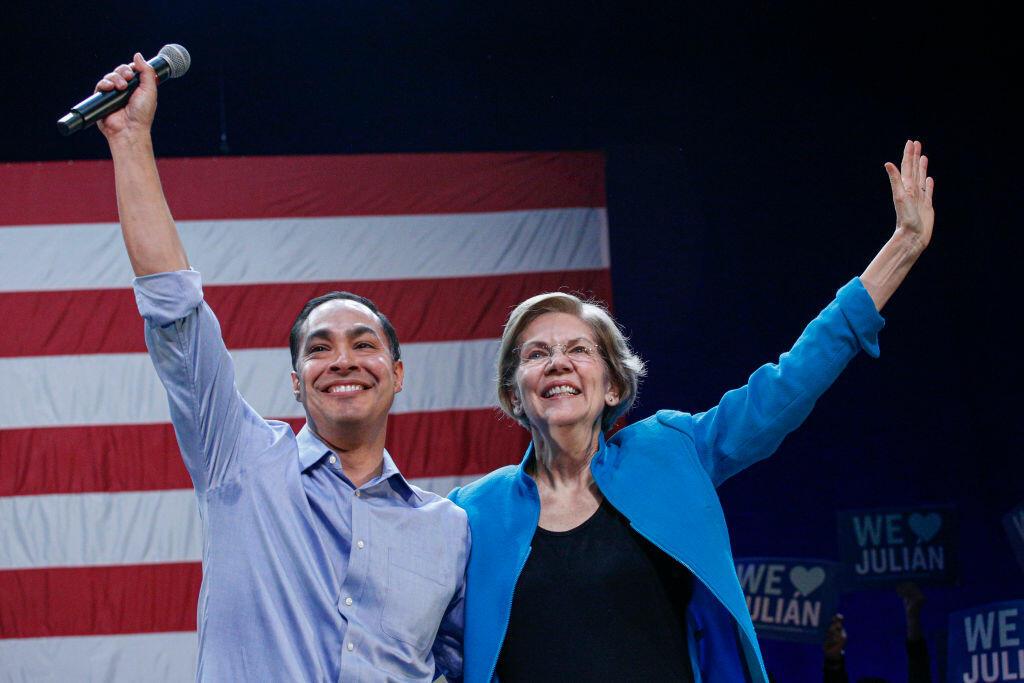 Elizabeth Warren And Julian Castro Plan Rally In San Antonio This Week | News Radio 1200 WOAI