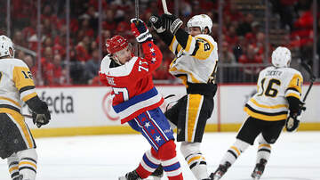 image for Hagelin's Pair Lifts Capitals Over Penguins