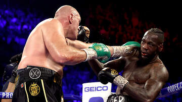 image for Deontay Wilder Claims His Heavy Costume Beat Him, Not Tyson Fury
