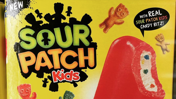 image for Food World: New Ice Pops Stuffed With Sour Patch Kids & Ice Cream