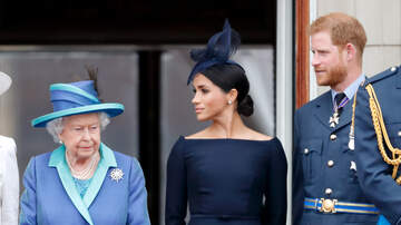 image for The Queen Wants Meghan Markle & Prince Harry's Departure 'Over And Done'