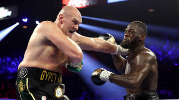 image for Did Tyson Fury Lick Blood Off Deontay Wilder's Neck?