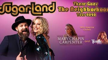 image for Win Sugarland Tickets- Contest Rules