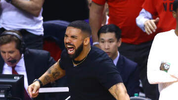 image for Drake Takes Over Broadcast At Raptors Game