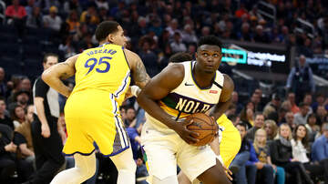image for Pelicans Pull Away To Beat Golden State, 115-101