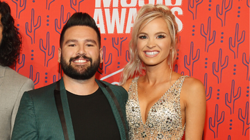 image for Dan + Shay's Shay Mooney And Wife Hannah Welcome Second Son