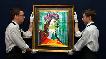 image for 1.1 Million $$ Picasso Painting Could be YOURS for a $108 Donation