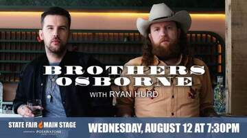 image for Brothers Osborne at WI State Fair