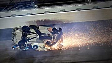 image for Ryan Newman Didn't Break Any Bones or Suffer Organ Damage in Daytona Crash