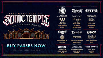 image for Sonic Temple Festival
