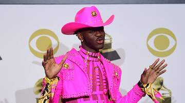 image for Lil Nas X Crashes Wedding Disney World, Sings and Dances With Bride