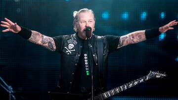 image for Metallica Cancels Festival Dates To Support James Hetfield's Recovery