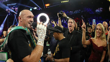 image for Tyson Fury Sings American Pie After Win Over Wilder