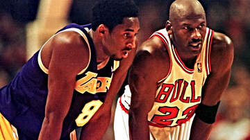 image for Michael Jordan on Kobe Bryant: When Kobe Died, a Piece of Me Died