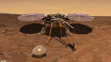 image for Initial Findings from NASA's InSight Mars Lander Revealed