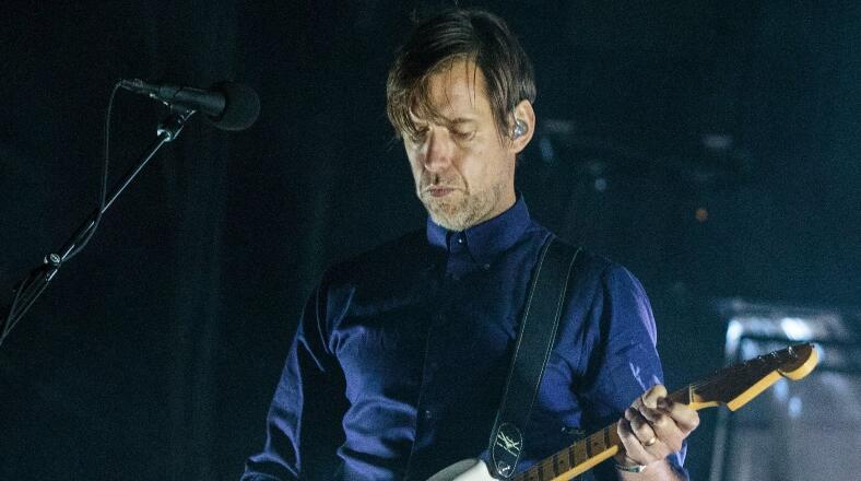 Radiohead's Ed O'Brien Announces First Headlining North American Tour