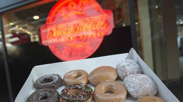 image for Krispy Kreme launching donut delivery!