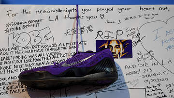 image for Nike Shares Tribute Video To Kobe Bryant As Thousands Gather For Memorial