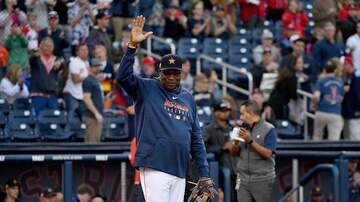 image for Astros Manager Dusty Baker to Be Astroline Guest Tuesday Night