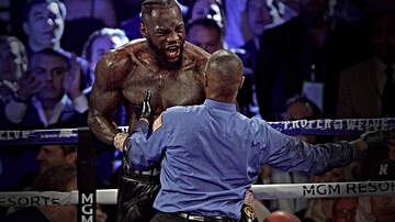 image for Deontay Wilder Suspends Trainer Who Stopped Fight vs. Tyson Fury