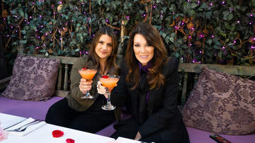 image for Lisa Vanderpump Gives Sisanie a Private PUMP Tasting! Watch
