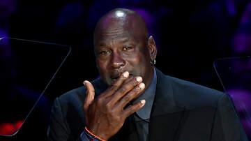 image for Michael Jordan Joked About Crying Jordan Meme During Kobe Bryant Eulogy