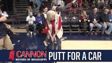 image for 84-Year-Old Woman Putts Her Way to a New Car