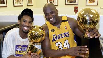 image for Shaq Shares The Moment Kobe Earned His Respect!