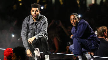 image for The Weekend & Kendrick Lamar Sued