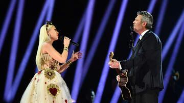 image for Blake Shelton surprises crowd at Gwen Stefani show