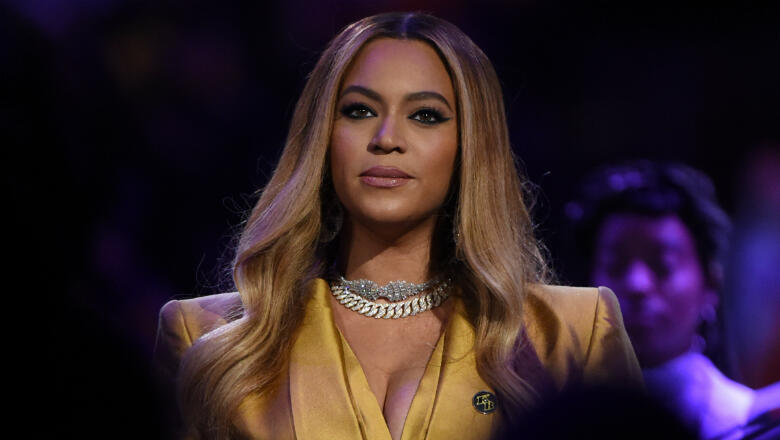 Beyonce Shares Behind-The-Scenes Photos From Kobe & Gigi Bryant Memorial Service | Z100