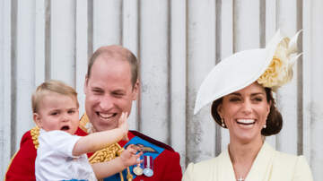 image for Prince William & Kate Middleton Took Their Kids 'Lambing' Over School Break