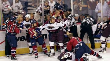 image for Goalie Fights Are The Best