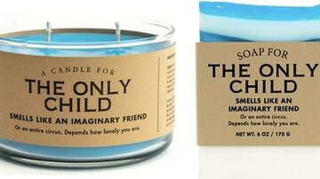 image for This Candle Was Made Exclusively For Only Children & It's Hilarious