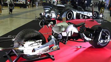 image for Wipeout On The Bat-Bike