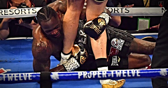 Chris Broussard: Deontay Wilder Was Exposed and Doesn't Know How to Box | The Odd Couple with Chris Broussard & Rob Parker | FOX Sports Radio