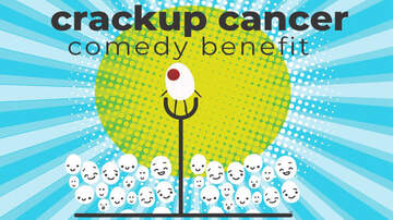 image for Crackup Cancer Comedy Benefit