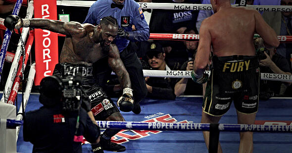 Deontay Wilder's Career is Over | The Odd Couple with Chris Broussard & Rob Parker | FOX Sports Radio