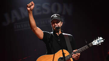 image for Luke Bryan performs new song for first time at The Ryman Auditorium