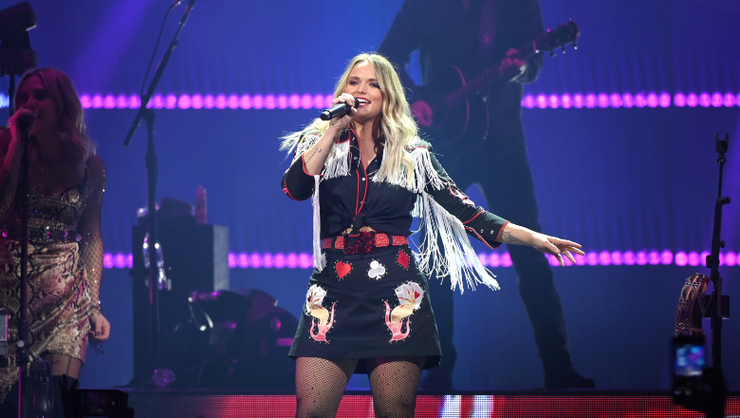 Miranda Lambert Opens Up About How Scary 'Nashville Star' Was For Her