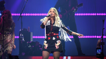 image for Miranda Lambert Opens Up About How Scary 'Nashville Star' Was For Her